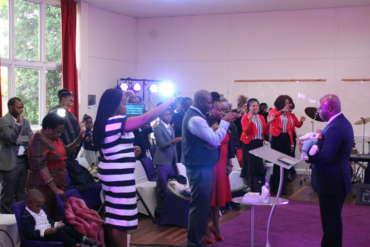 Church Growth Prayer & Fasting: Day 5