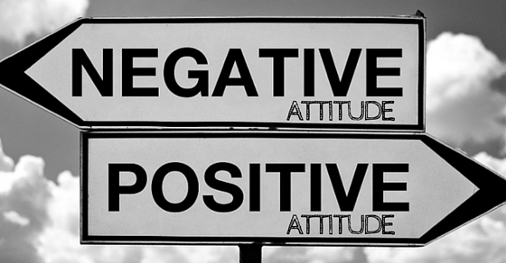 ATTITUDE a Powerful force of INFLUENCE.