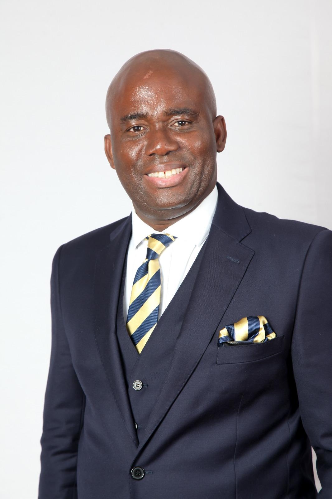 """""""Pastor Adama Segbedji"""""""