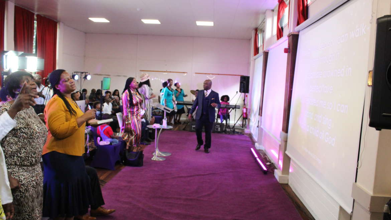 Church Growth Prayer & Fasting: Day 4