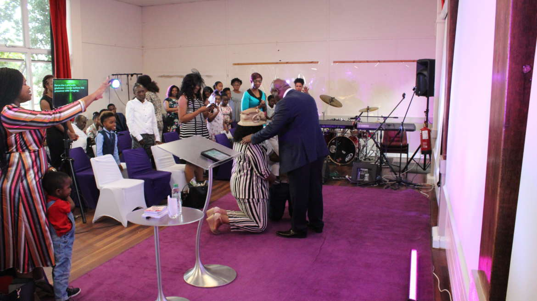 Church Growth Prayer & Fasting: Day 3