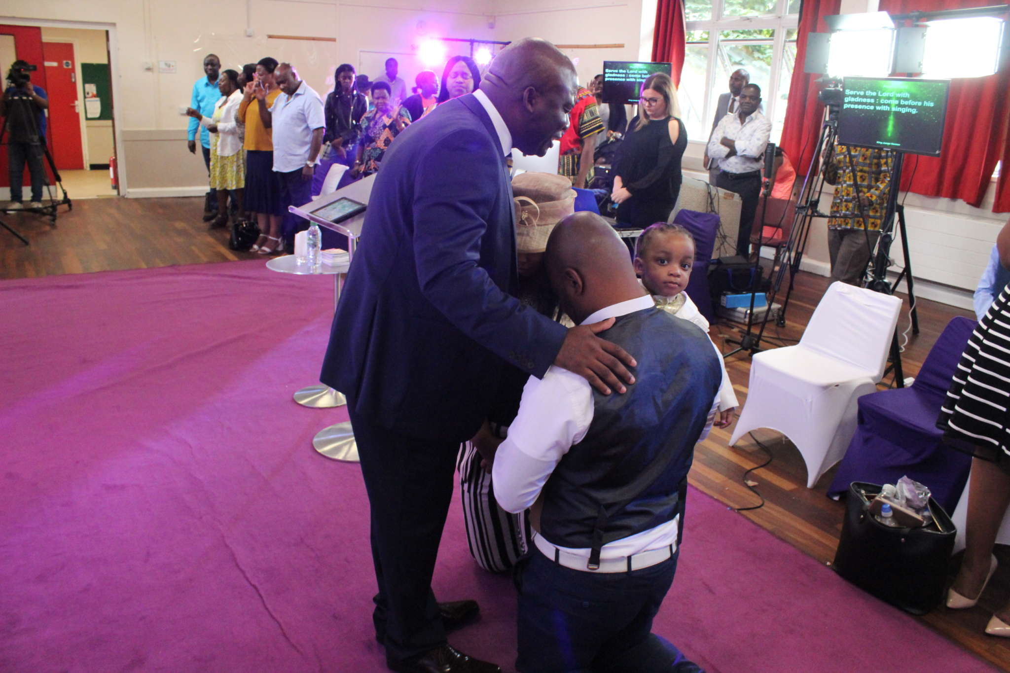 Church Growth Prayer & fasting