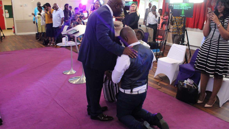 God heals His People