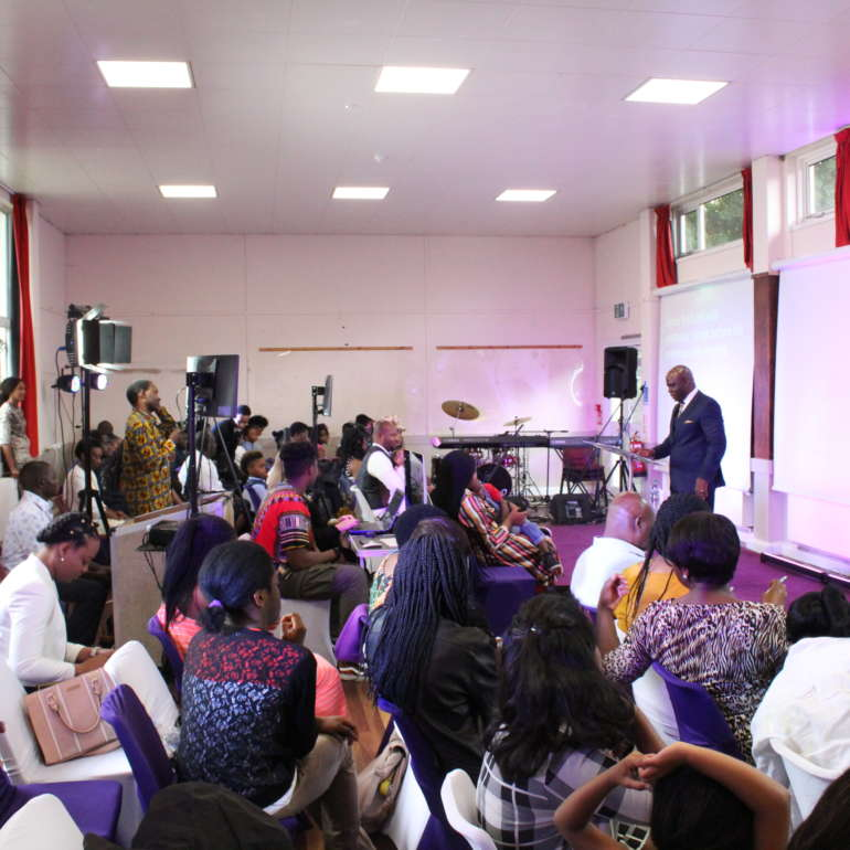 Church Growth Prayer & Fasting: Day 2