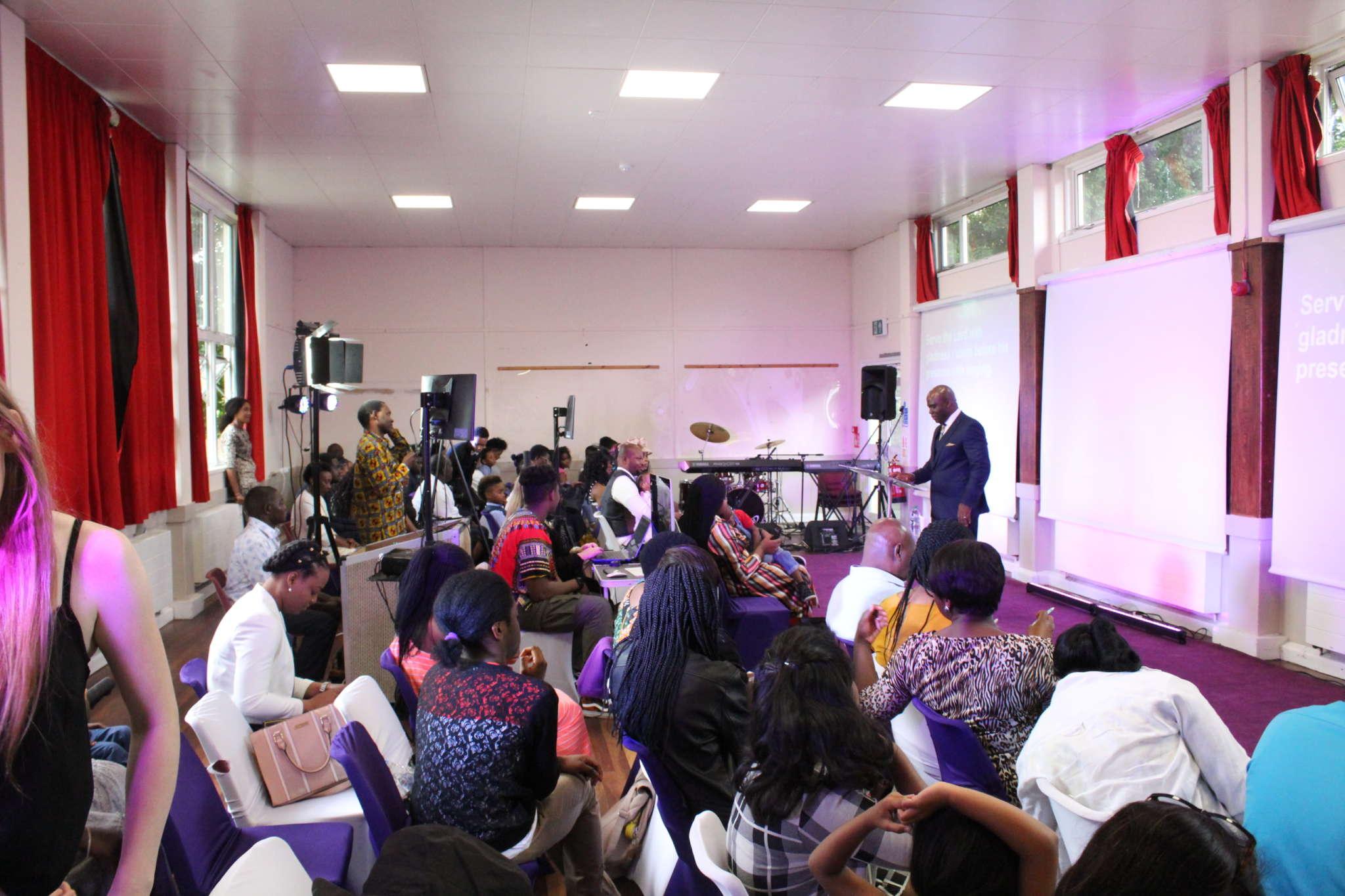 """Church Growth Prayer & Fasting: Day 2"""