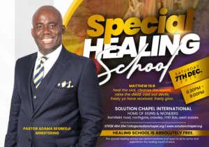 """""""Special Healing School"""""""