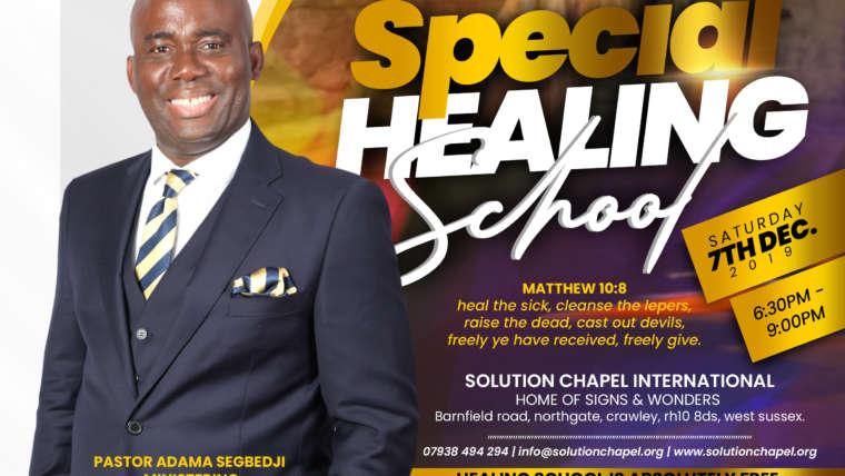 SPECIAL HEALING SCHOOL