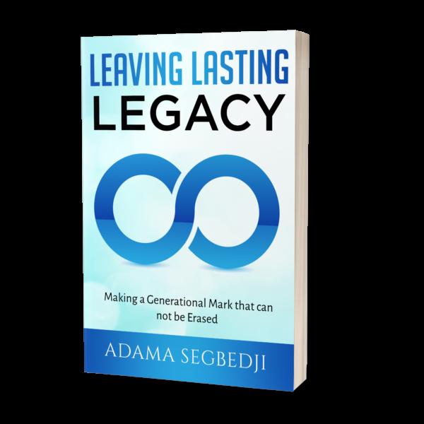 """Leaving Lasting Legacy"""