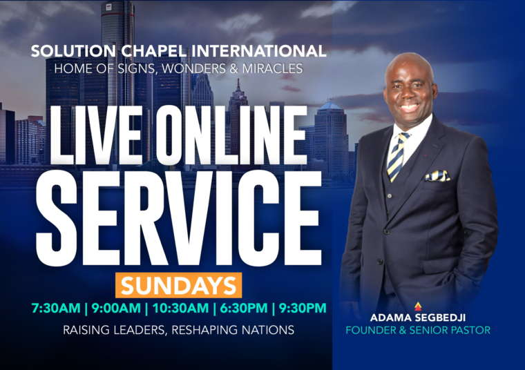 Online Worship Continues