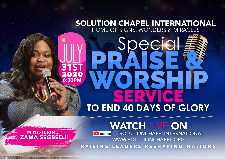 Special Praise & Worship