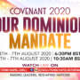 Pre-Covenant 2020 Prayer Points – Day 1