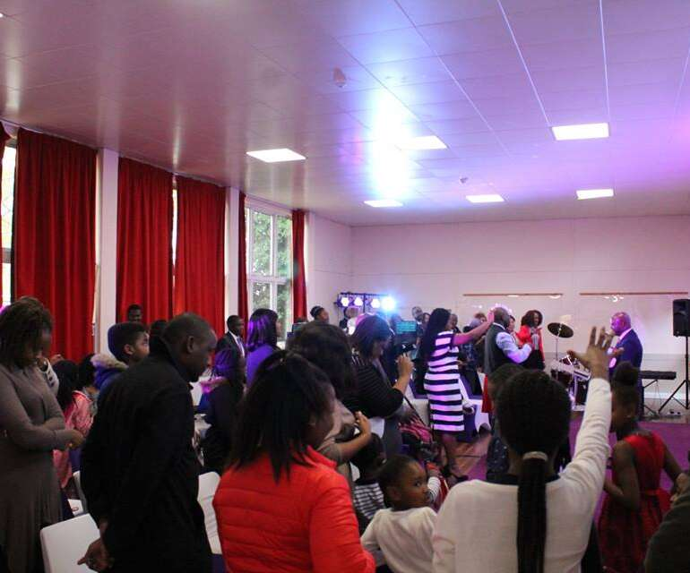 In-Person Healing & Thanksgiving Service