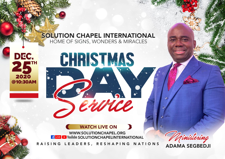 """Christmas Service"""
