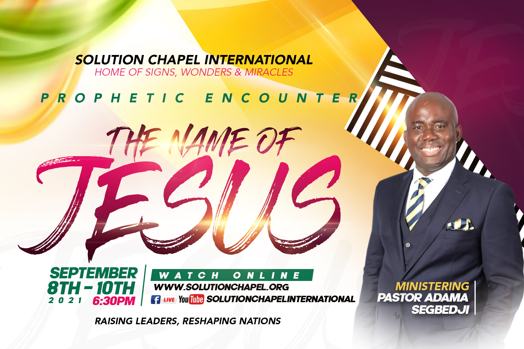 """""""The Name of Jesus"""""""